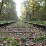 Vorsicht an der Bahnsteigkante