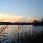 Abend am See