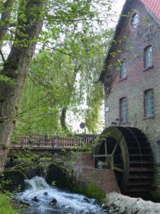 Mühle an der Nette