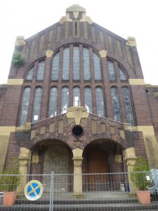 Lohnhalle der Zeche Westhausen