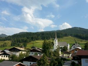 Blick auf Embach