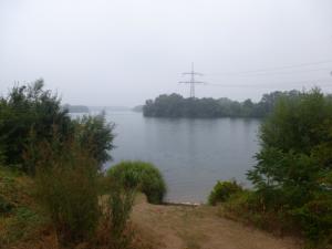 Blick auf den Lohheider See