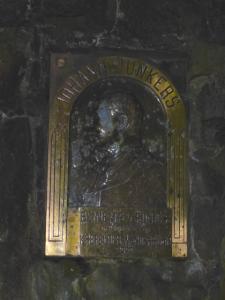 Johannes Junkers Gedenkstein