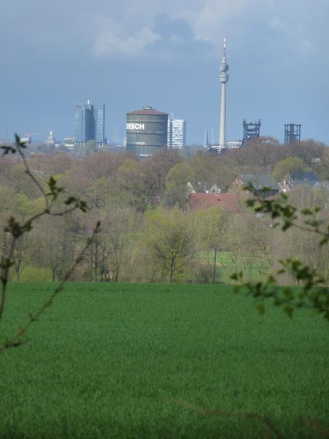 Ruhrgebietsausblick
