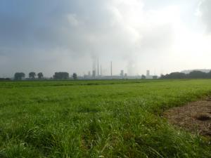 Niederrhein - Natur & Industrie