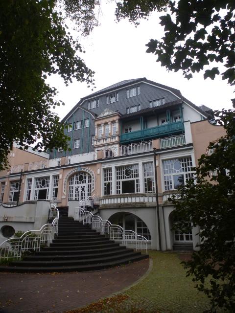 Die katholische Akademie Wolfsburg