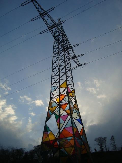 Bunter Strom