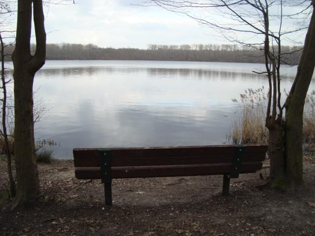 Blick auf den Köttinger See
