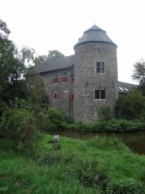 Wasserburg Haus zum Haus