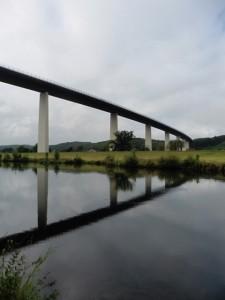 Die Ruhrtalbrücke