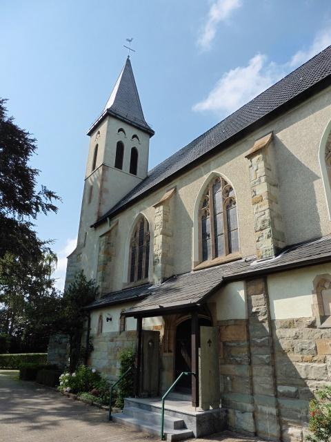 Herz-Jesu-Kirche, Wattenscheid-Sevinghausen
