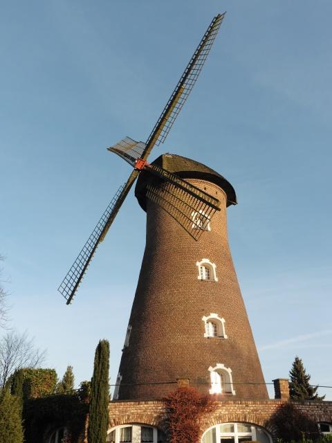 Die Windmühle Weßling
