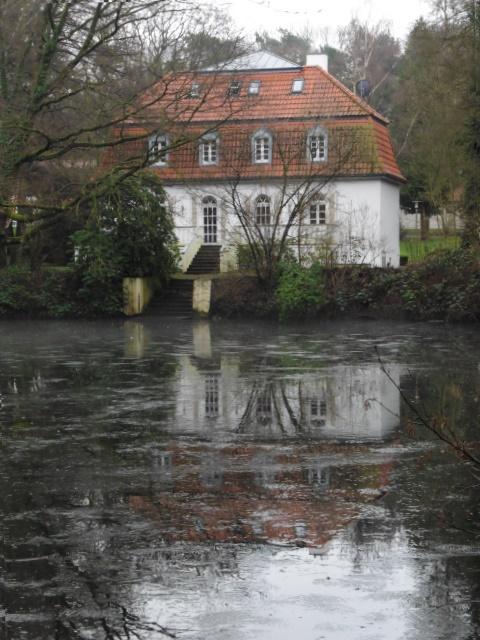 Die Paesmühle im Tal der sieben Quellen