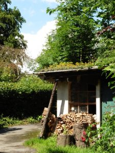 Hüttenfeeling in Kettwig