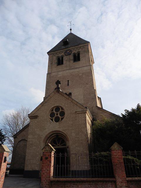 St. Lambertus am Schloss Kalkum in Düsseldorf