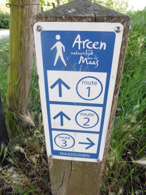 Rundweg 1 in Arcen
