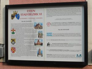 Stadtbezirk VI mit Stoppenberg