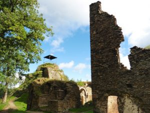 Burg Are über Altenahr