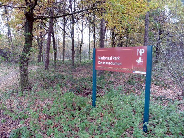 Nationalpark Maasduinen in Lomm