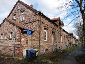Ruhrgebietsarchitektur in Gladbeck