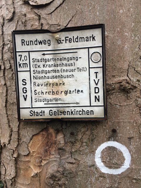 Rundweg GE-Feldmark in Gelsenkirchen