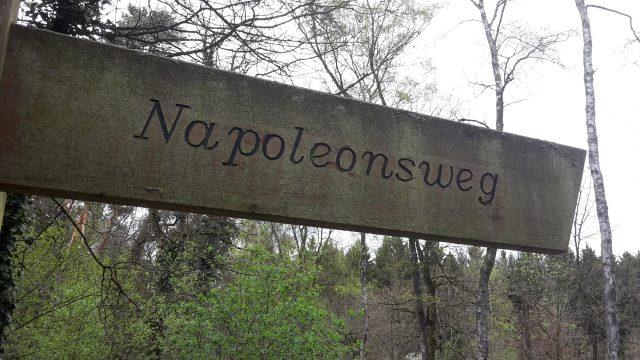 Der Napoleonsweg in Dorsten