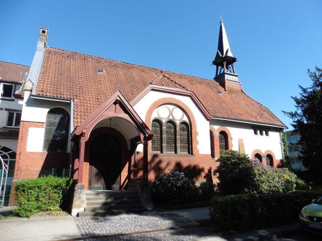 """Seitenblick """"Siedlung Brandenbusch"""""""