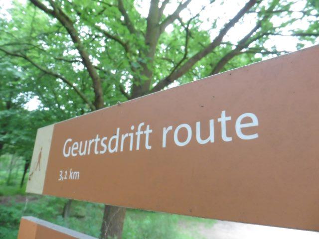 Geurtsdrift Route