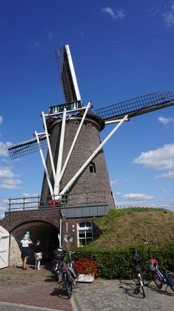 Mühle 'Eendracht maakt macht'