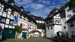 Blick zur Ahrquelle in Blankenheim
