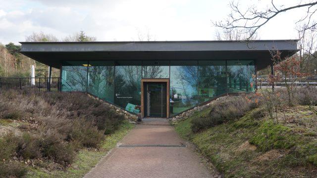 Das Besucherzentrum am Reindersmeer