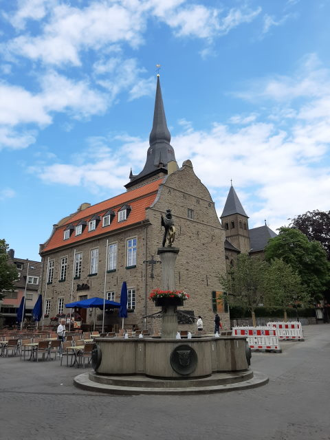 Marktplatz in Ratingen