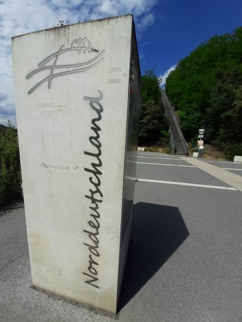 Norddeutscher Berg am Niederrhein
