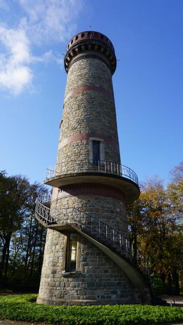 Das Ziel - der Toelleturm