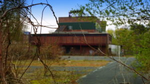 Lost Place feeling - Schacht 3