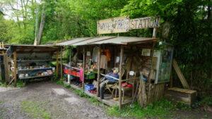 Die Pony Express Station