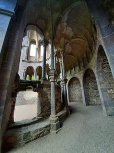 Chorruine Kloster Heisterbach