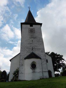 Evangelische Kirche in Dreifelden im Westerwald