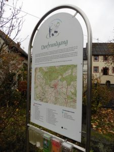 Der Dorfrundgang in Ellscheid in der Ferienregion Pulvermaar