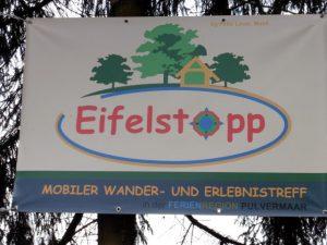 Der Eifelstopp - mein Geheimtipp in der Ferienregion Pulvermaar