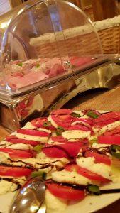 Frühstück in der Villa Maare in der Ferienregion Puvermaar