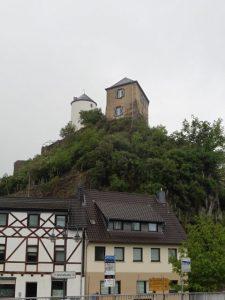 Burg Kreutzberg am AhrSteig