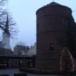 Römerturm und Gerbernuskapelle