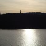 Abendstimmung am Waldsee