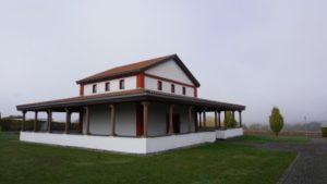 Gallorömische Tempelanlage Martberg